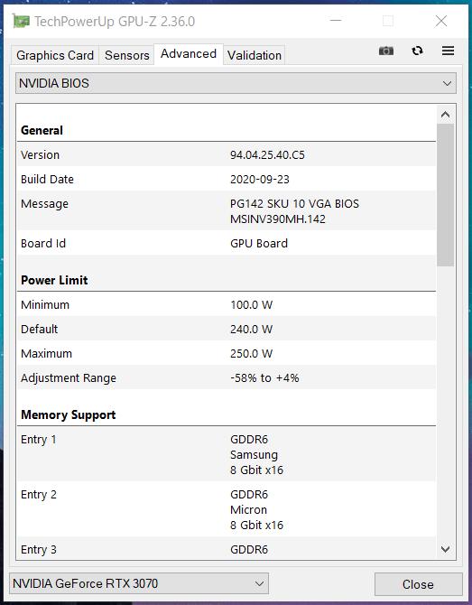 MSI GeForce RTX 3070 GAMING X TRIO 8G_GPU-Z (3)