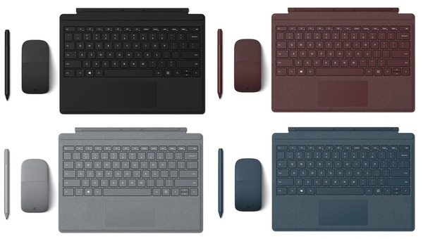 Surface Pro 5-6 Type Cover