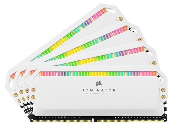 Corsair Dominator Platinum RGB White (2)