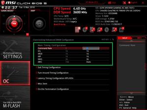 MSI X299 XPOWER GAMING AC_BIOS_OC test (2)