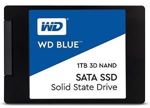 Western Digital WD 3D Blue 2.5inch SSD 250GB/500GB/1TB/2TB