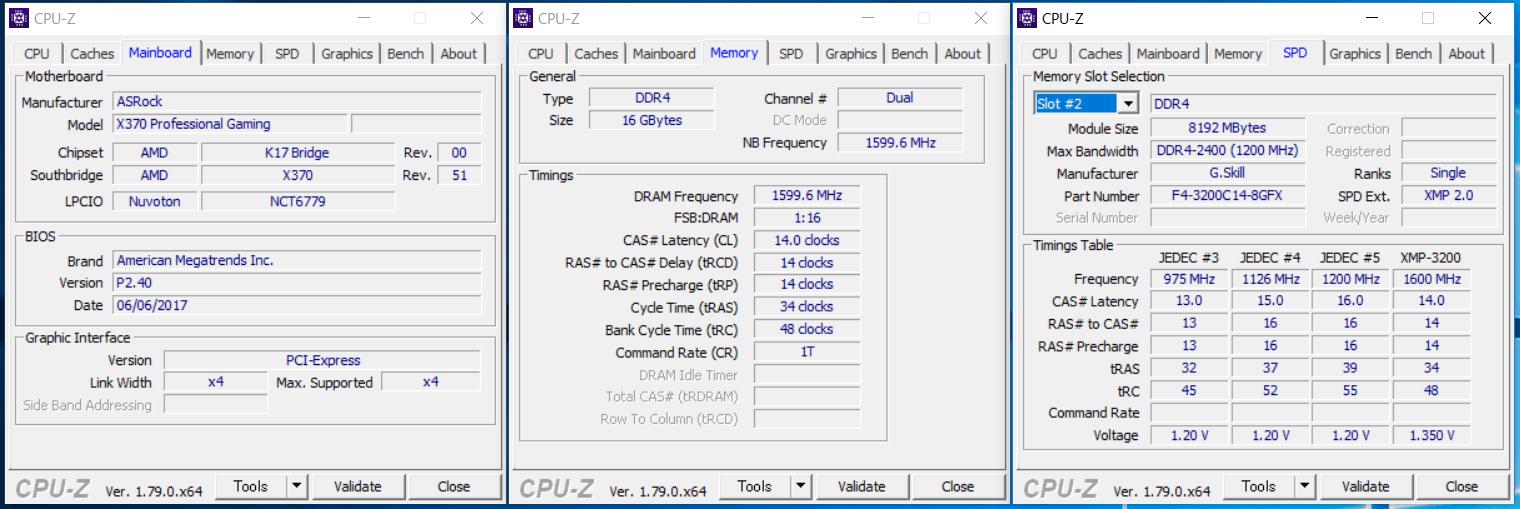 G.Skill FLARE X_XMP3200_ASRock_PG_1