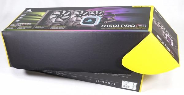 Corsair H150i PRO RGB review_03606