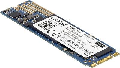 Crucial [ Micron製 ] 内蔵SSD 2.5インチ MX300 100TB ( 3D TLC NAND / M.2 Type / 3年保証 )正規代理店  CT1050MX300SSD4