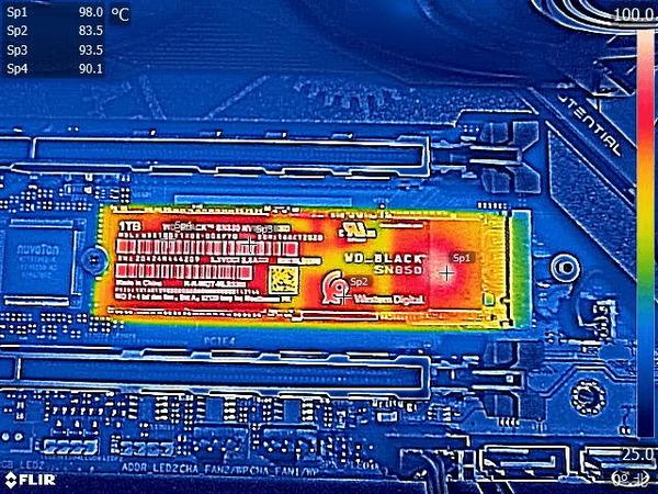 WD_BLACK SN850 NVMe SSD 1TB_FLIR_SB-Fan
