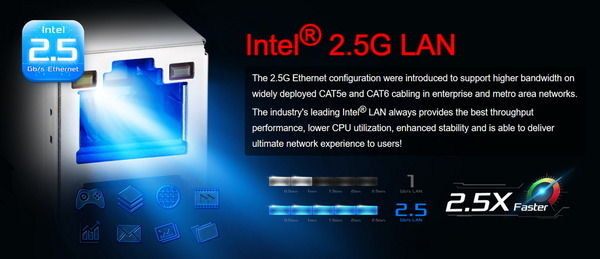 Intel 2.5Gb LAN_I225V