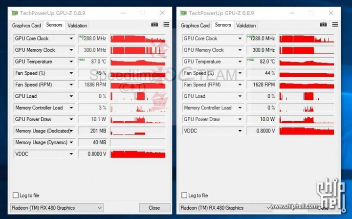 AMD-Radeon-RX-480-CrossFire-GPUZ