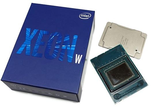 Intel Xeon W-3175X Delid