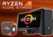 Ryzen 3rd BTO PC
