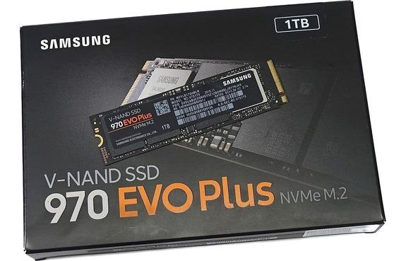 Samsung SSD 970 EVO Plus 1TB