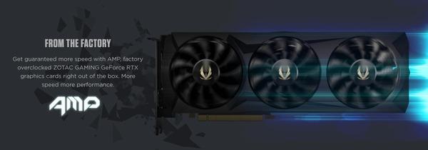 ZOTAC GAMING GeForce RTX 2080 Ti AMP_top