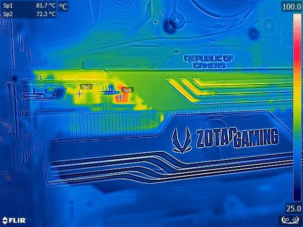 ZOTAC GAMING GeForce RTX 3070 Ti AMP Holo_FLIR (4)