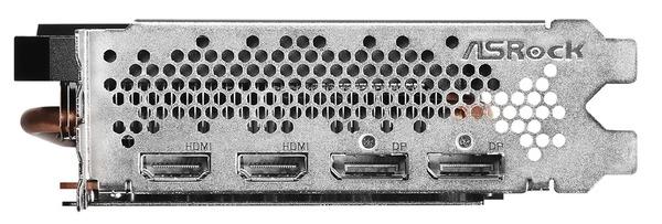 ASRock Radeon RX 6600 XT Challenger ITX 8GB (6)