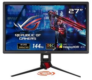 ASUS ROG Strix XG27UQ 4K/144Hz/IPS/G-Sync CP/HDR