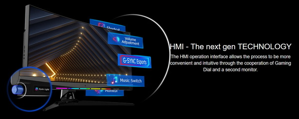 MSI Optix MEG381CQR Plus_HMI