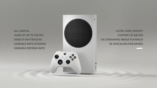 Xbox Series S_performance