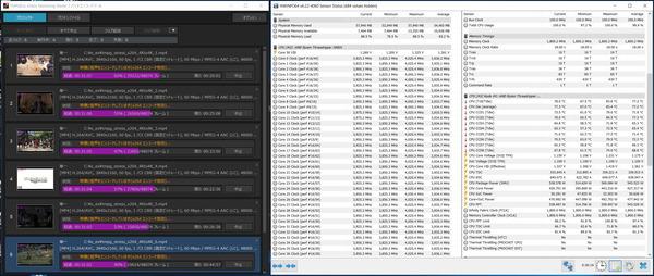 AMD Ryzen Threadripper 3990X_PBO_stress