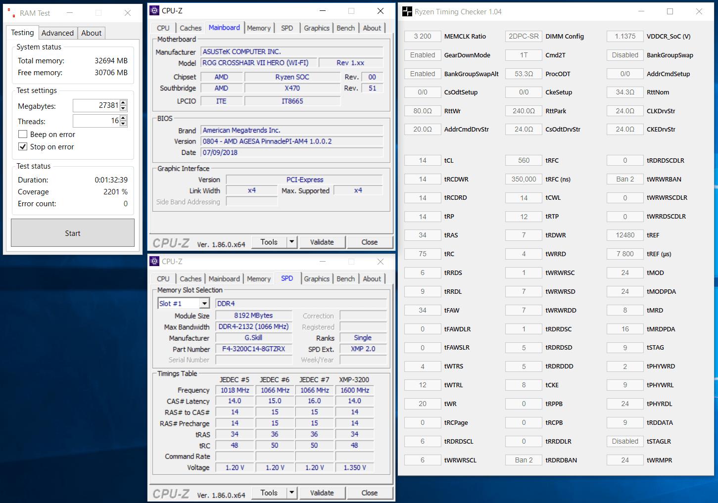 F4-3200C14Q-32GTZRX_2700X_XMP_ramtest