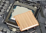 Rockit Cool Copper IHS for LGA115X