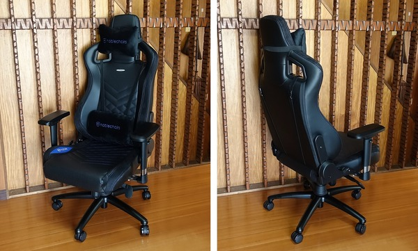 noblechairs EPIC Blue