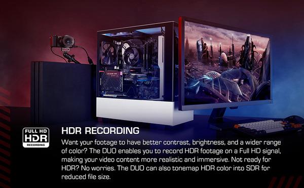 AVerMedia Live Gamer DUO_HDR-REC