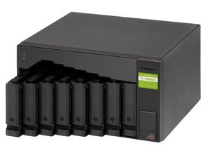 QNAP TL-D800C USB接続8ベイJBODエンクロージャー