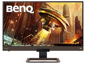 BenQ EX2780Q (27インチ/WQHD/144Hz/IPS/FreeSync)