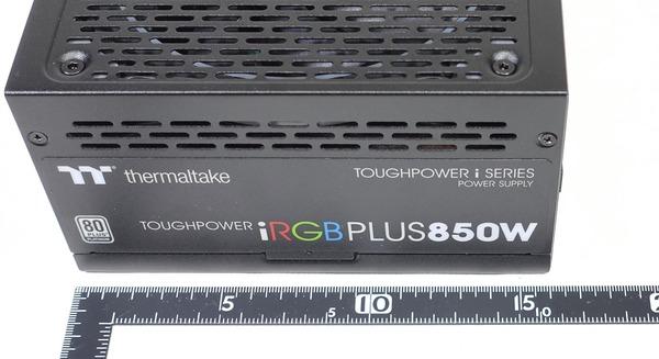 Thermaltake Toughpower iRGB PLUS 850W Platinum review_04281