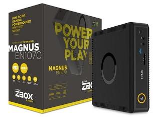 ZOTAC ZBOX EN1070 ベアボーン PC2886 ZBOX-EN1070-J