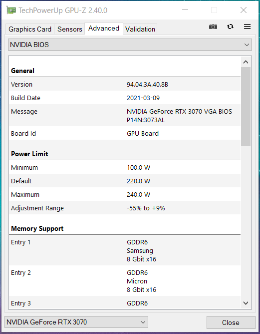 ELSA GeForce RTX 3070 S.A.C_GPU-Z (3)