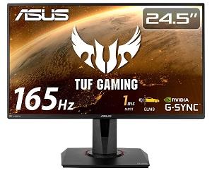 ASUS TUF Gaming VG259QR (フルHD/165Hz/IPS)