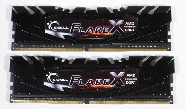G.Skill FLARE X F4-3200C14D-16GFX review_07678
