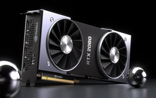NVIDIA GeForce RTX 2080 BTO PC