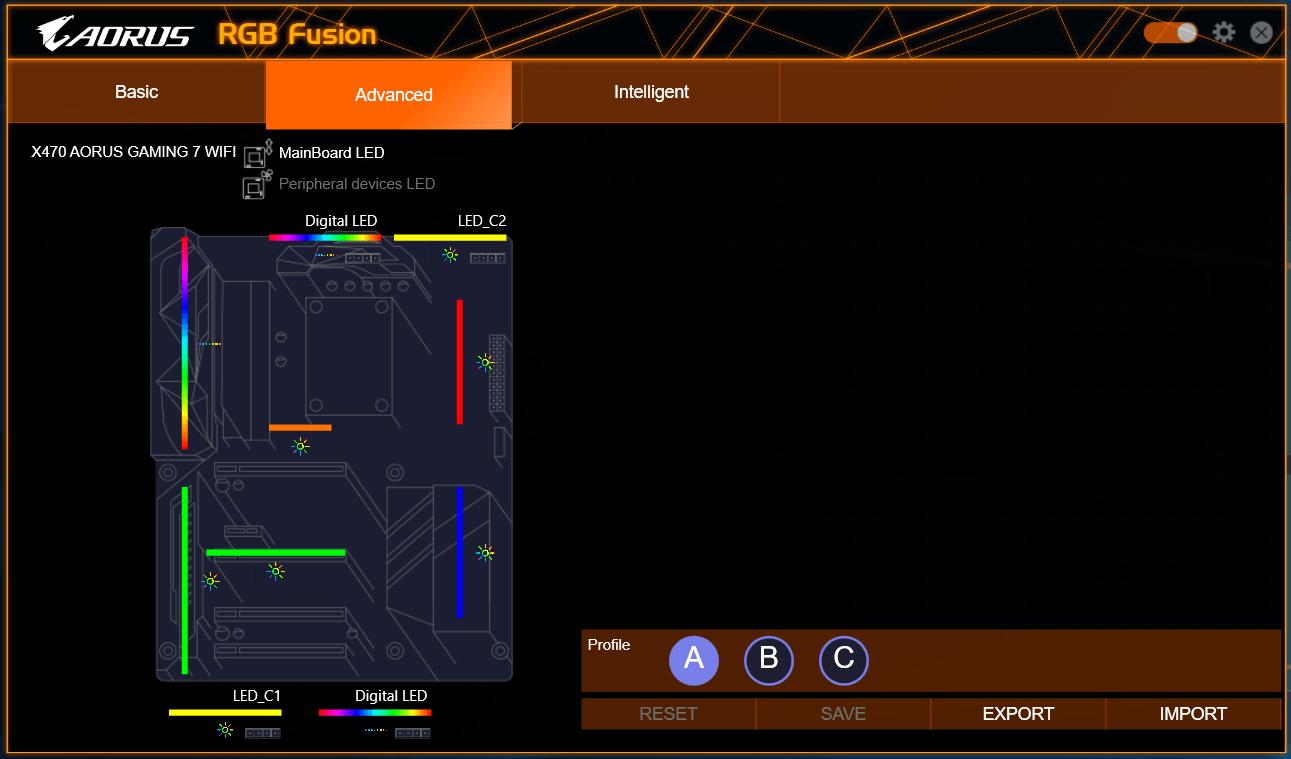GIGABYTE RGB Fusion_5