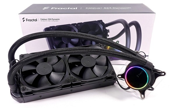 Fractal Design Celsius+ Dynamic S24