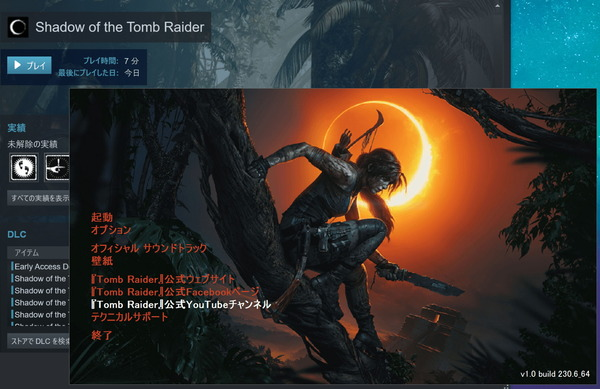 Shadow of the Tomb Raider_early access