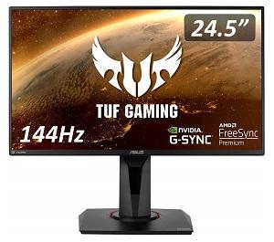 ASUS TUF Gaming VG259Q (フルHD/144Hz/IPS/G-Sync CP)
