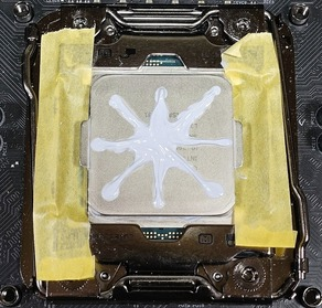 Intel LGA2066_thermal grease