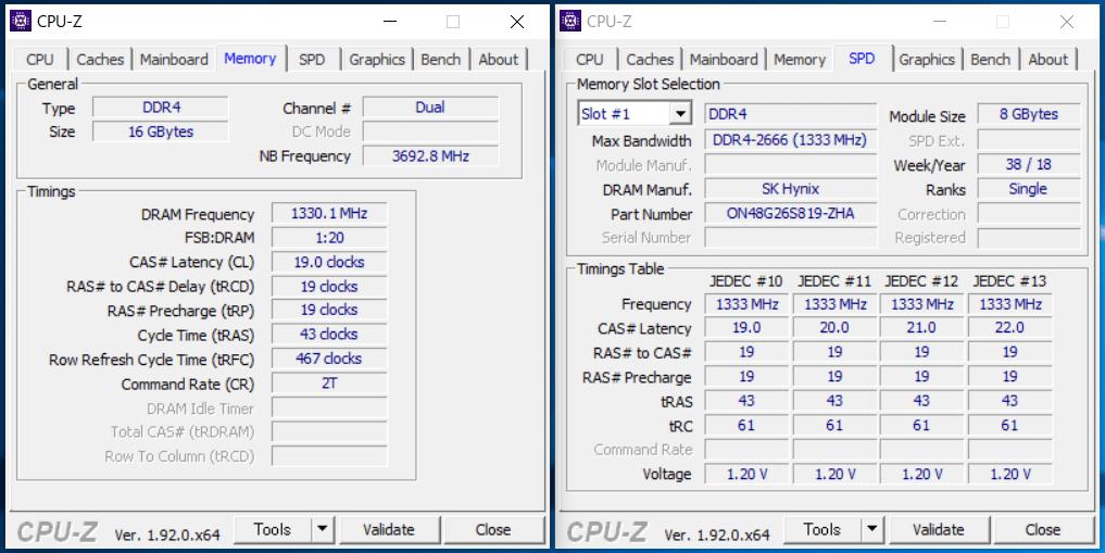 ZOTAC MAGNUS EN52060V_Memory_CPU-Z