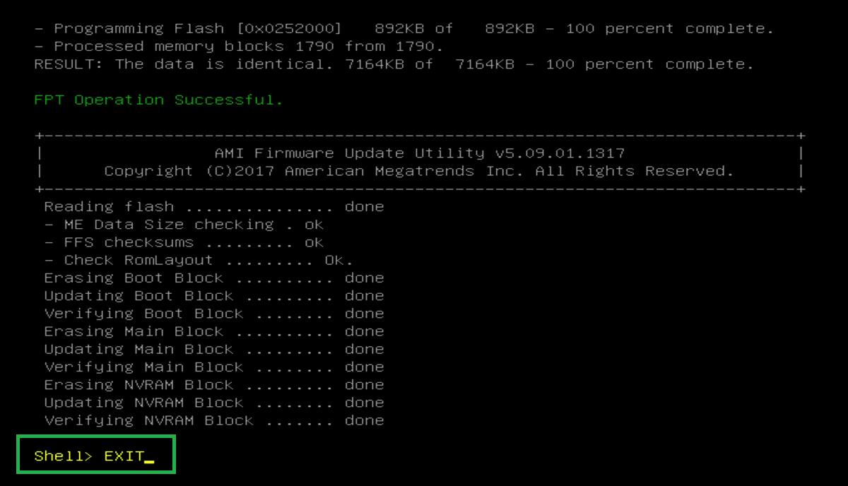 ZOTAC ZBOX Eシリーズ EN52060V BIOS_update_8