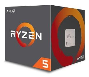 AMD Ryzen 5 2600X 6コア12スレッド (YD260XBCAFBOX)