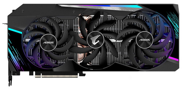GIGABYTE AORUS GeForce RTX 3080 MASTER 10G (2)
