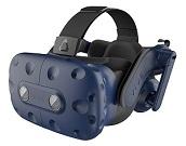 HTC VIVE Pro VR HMD