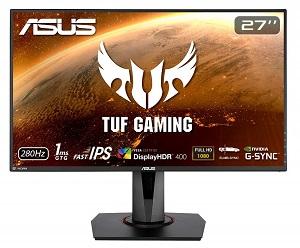 ASUS TUF Gaming VG279QM  (フルHD/280Hz/IPS/G-Sync CP)