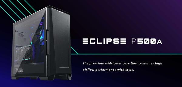 Phanteks Eclipse P500A_top