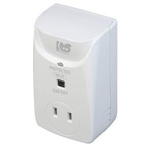 ラトックシステム Wi-Fi ワットチェッカー RS-WFWATTCH1A