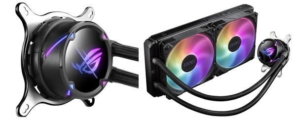 ASUS ROG STRIX LC II 280 ARGB_LED
