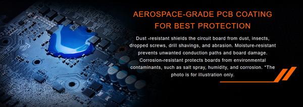 AEROSPACE-GRADE PCB COATING