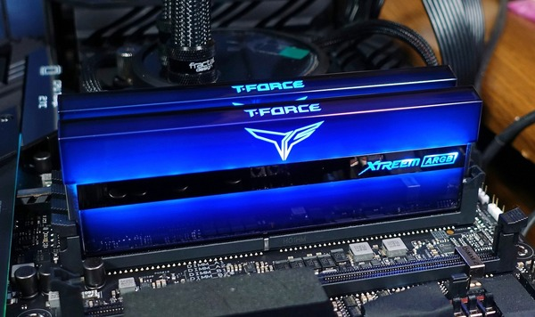 Team T-FORCE Xtreem ARGB DDR4