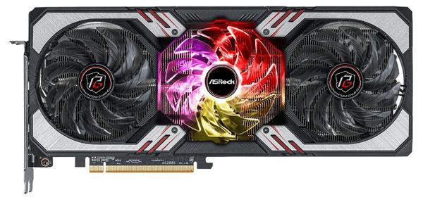 ASRock Radeon RX 6700 XT Phantom Gaming D 12GB OC (2)